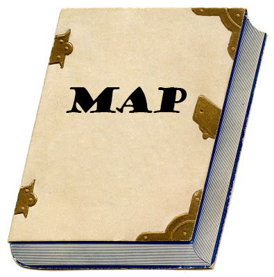 Map Book Blog