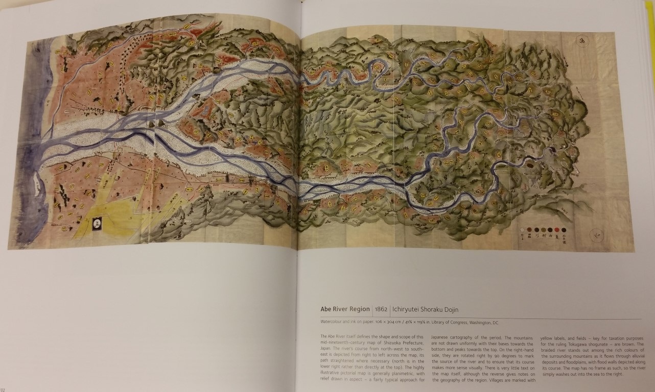 Map exploring the worldmap book blog abe river region gumiabroncs Choice Image